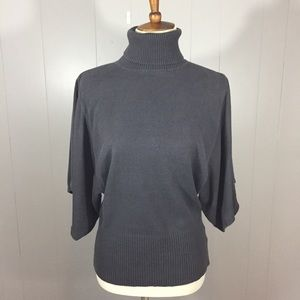Mossimo turtleneck dolman sleeve sweater medium